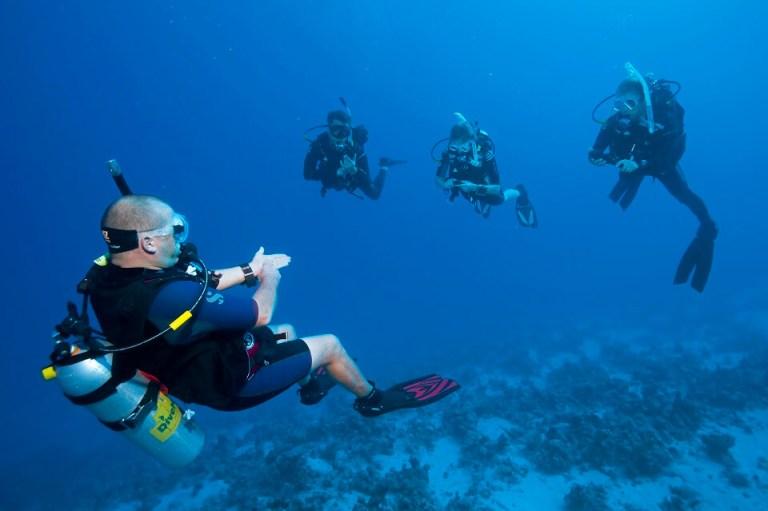 Rescue Diver Course Bali