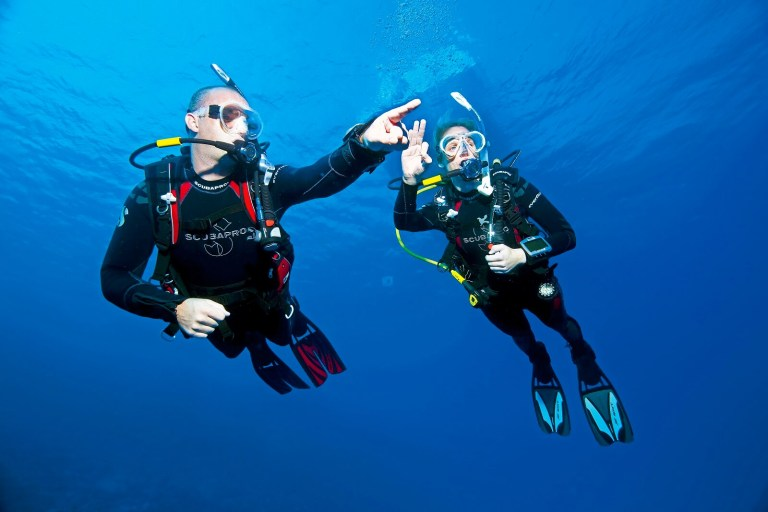Search and Recovery Diver Course Bali