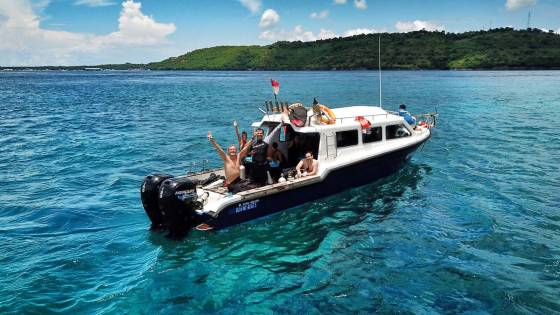 Bali Diving Package Discovery