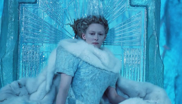 Image: White Witch Tilda Swinton