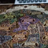 Why the World is Never Round in Fantasyland