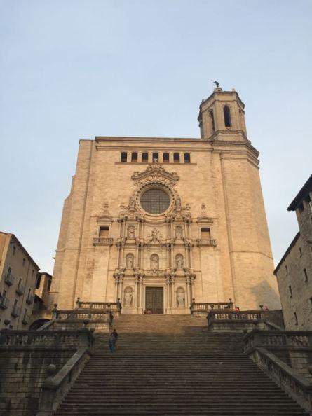 Image: Girona Cathedral