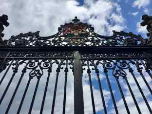 Image: Fettes Front Gate