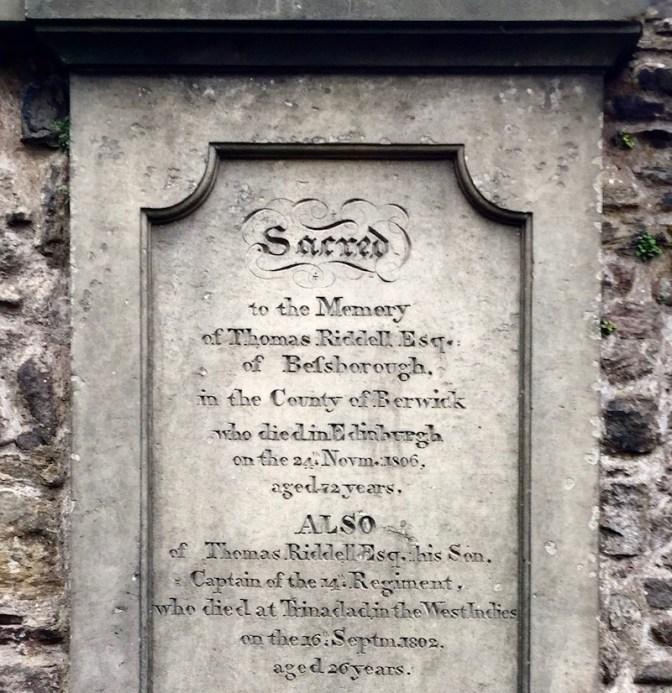 Image: Tom Riddle's Grave