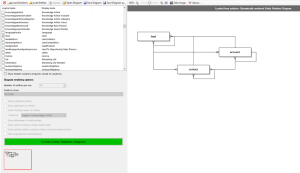 As a Power BI developer, how do you look into the data structure of Dynamics 365 Customer