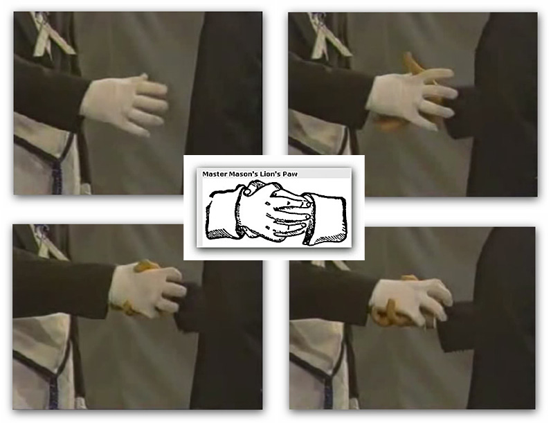 Image result for lions paw freemason