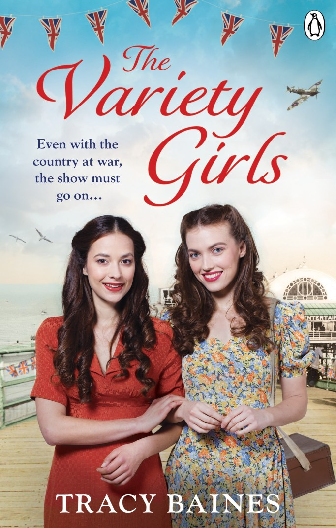 The Variety Girls by Tracy Baines
