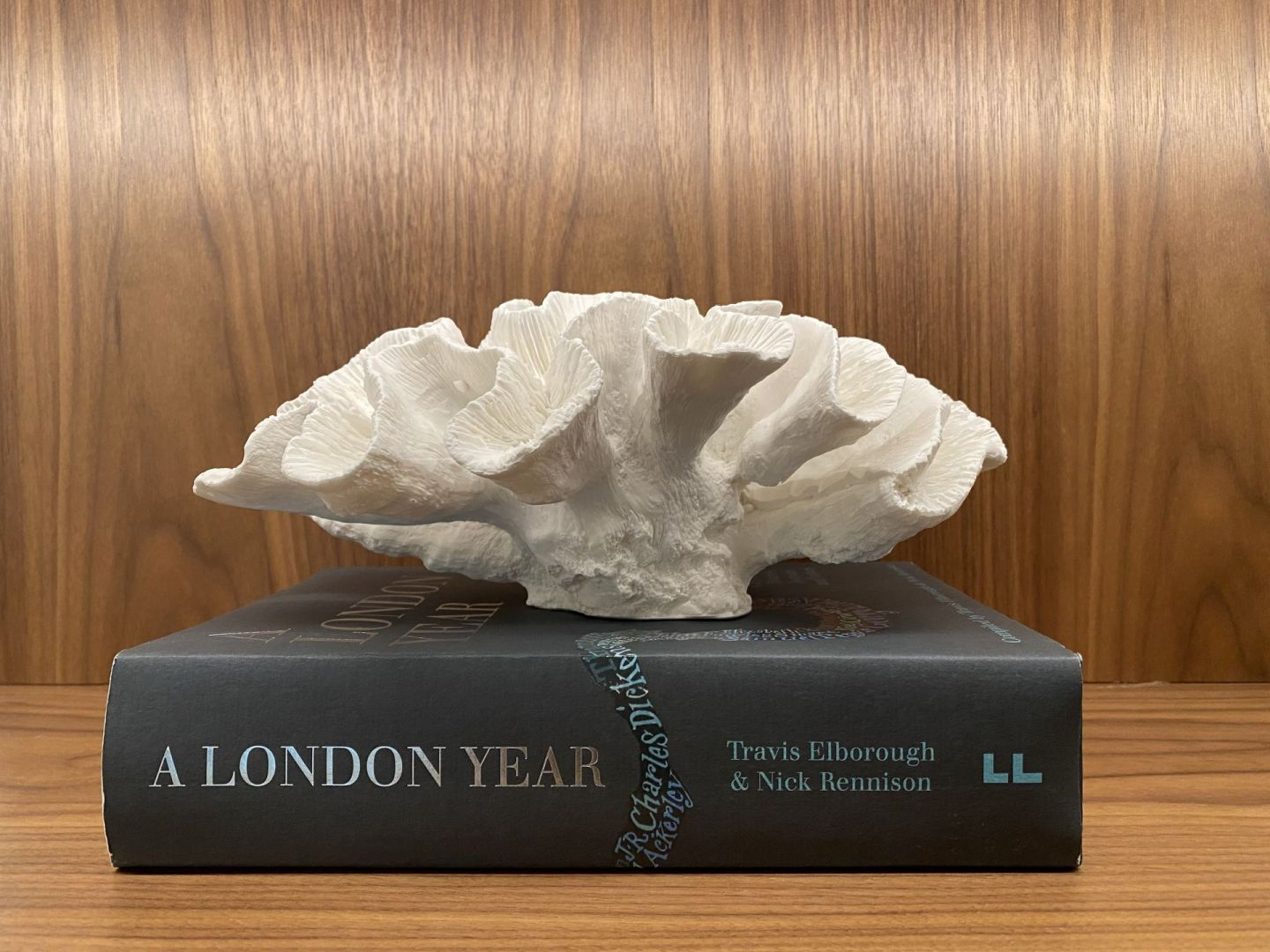 It's all in the details at the Middle Eight hotel - pic of book 'A London year'