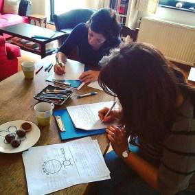 Creative faculties course