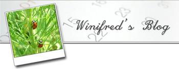Winifred's Blog