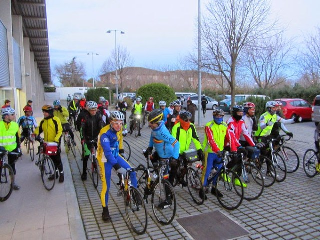 marchas cicloturistas catalunya