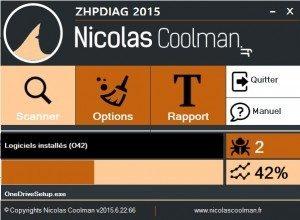 ZHPDiag full screenshot