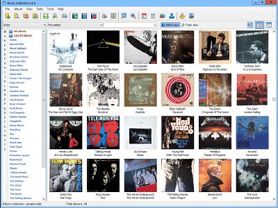 Télécharger Music Collection (Gratuit)