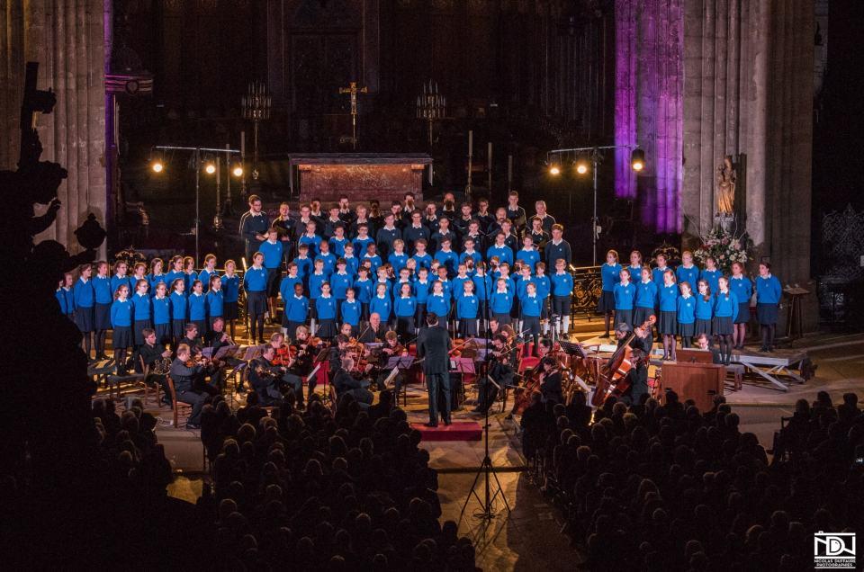 Concert d'Ouverture de Cathedra – Saison 2017