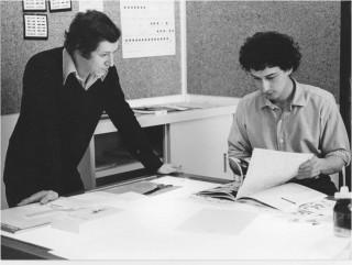 Jean-Paul Mougin et Bernard Ciccolini