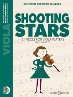 Colledge Shooting Stars alto CD
