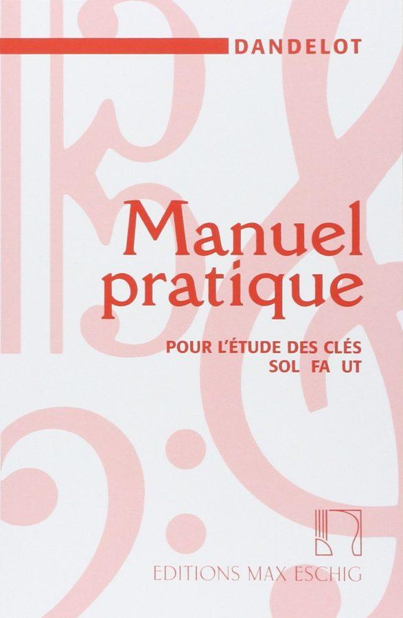 Dandelot Manuel pratique ancienne édition