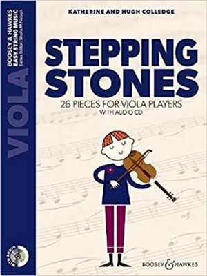Colledge Stepping Stones alto CD