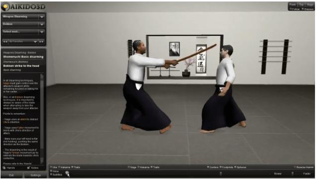 Aïkido loin du dojo