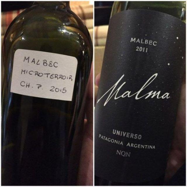 MDQ Tasting Malbec