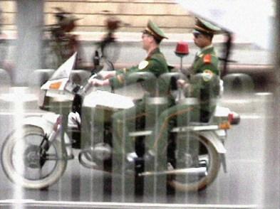 Pekin, l'autorité