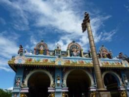 Grandbay, temple Tamoul