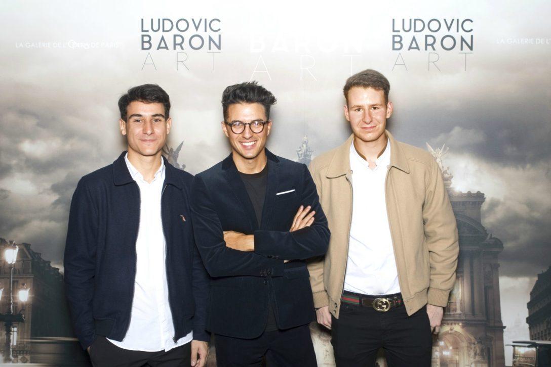 Ludovic Baron et Nicolas Rouquet