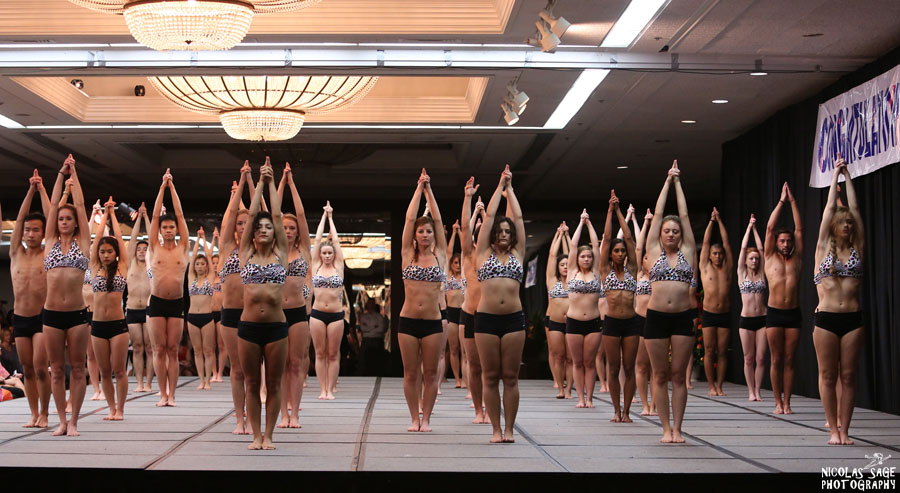 bikram yoga graduation in los angeles
