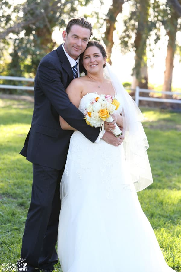 traditional wedding photography at walnut grove wedding venue