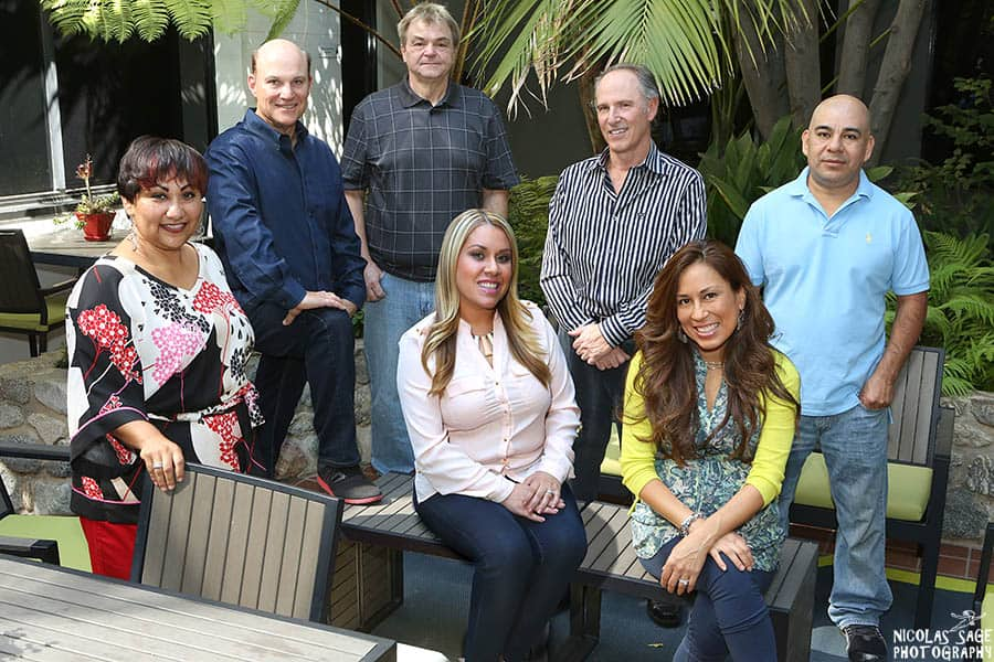outdoor business staff picture in Los Angeles