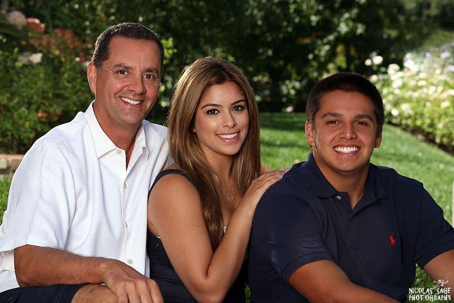 family portrait west los angeles