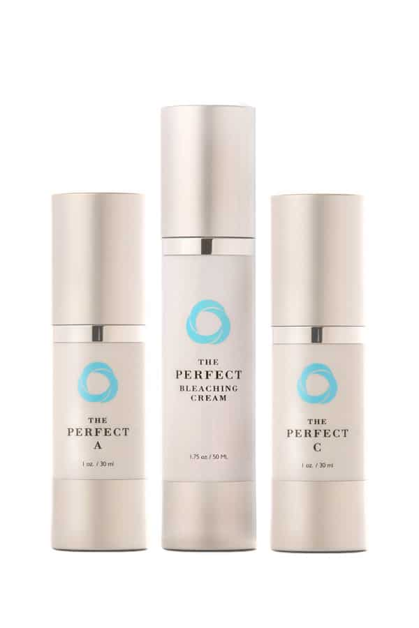 the perfect derma peel product photography by nicolas sage