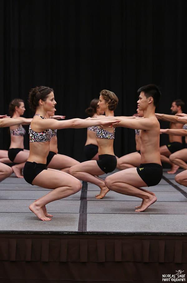 bikram yoga teacher training graduation in los angeles