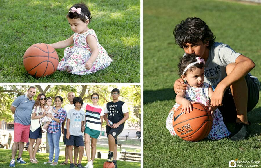Beverly Hills Family Photography