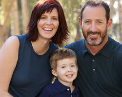 kenneth hahn park family photos
