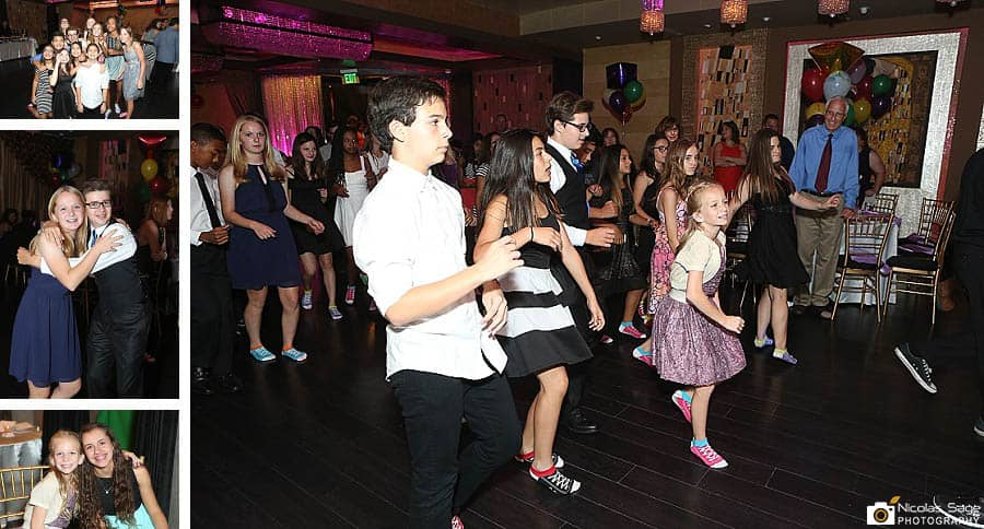 bat mitzvah dj dancing bellaj banquet hall burbank
