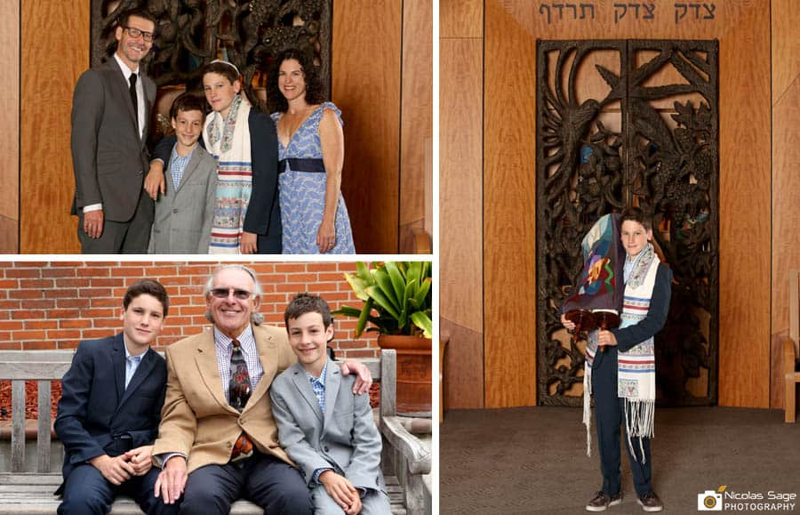 Temple Isaiah Bar Mitzvah Photographer