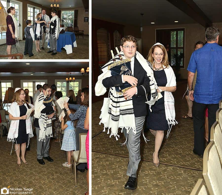Pasadena Bar Mitzvah Photography Altadena Country Club