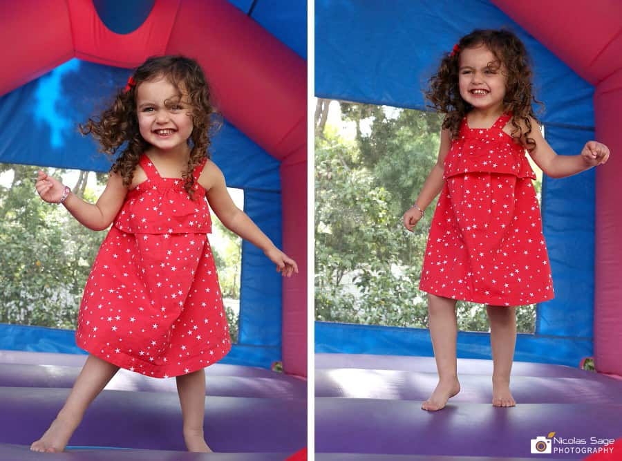 Childrens Birthday party photography