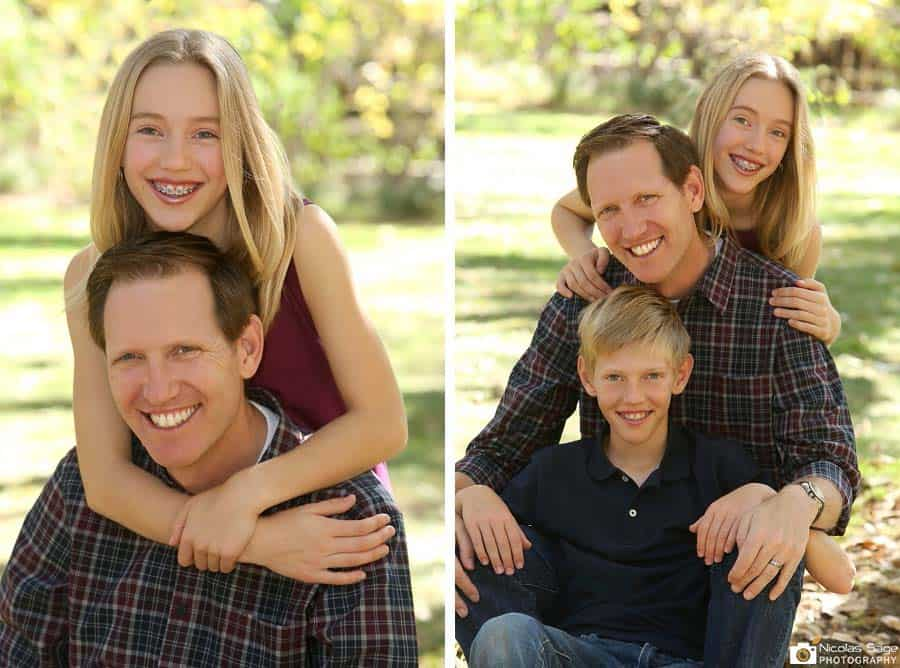 Pacific Palisades Holiday Family Photographer