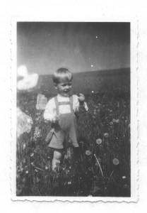 A country childhood in Fürstenhagen (?1943?)