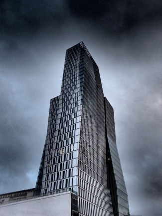 Frankfurt edge