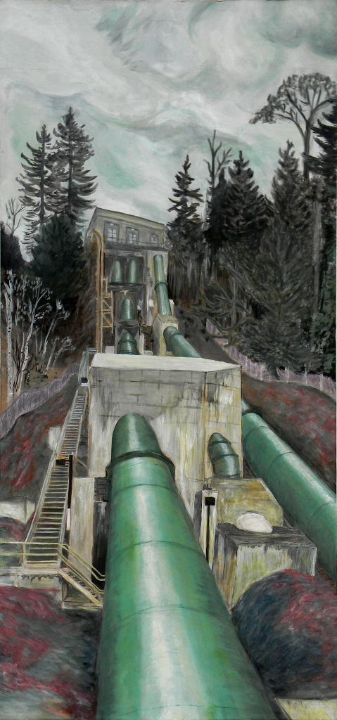 Water Power Plant (2014) - $550
