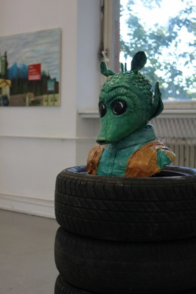 """Greedo""(2012) with ""Mountain Town"""