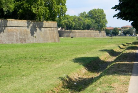 City Walls of Lucca