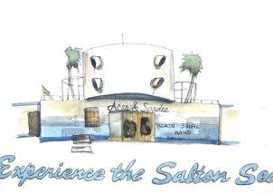 From Salton Sea Projects   Postcards