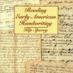 Kip Sperry's Early American Handwriting (1998)