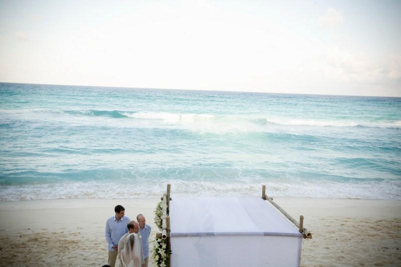 ritz carlton cancun weddings 66