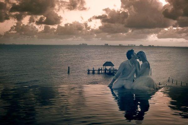 isla mujeres weddings mexico nicole caldwell