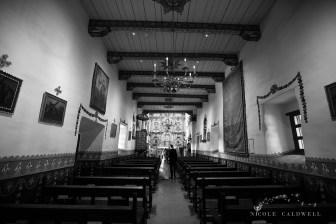 Franciscan Garden Weddings san Juan Capistrano photo by Nicole Caldwell Studio 01044